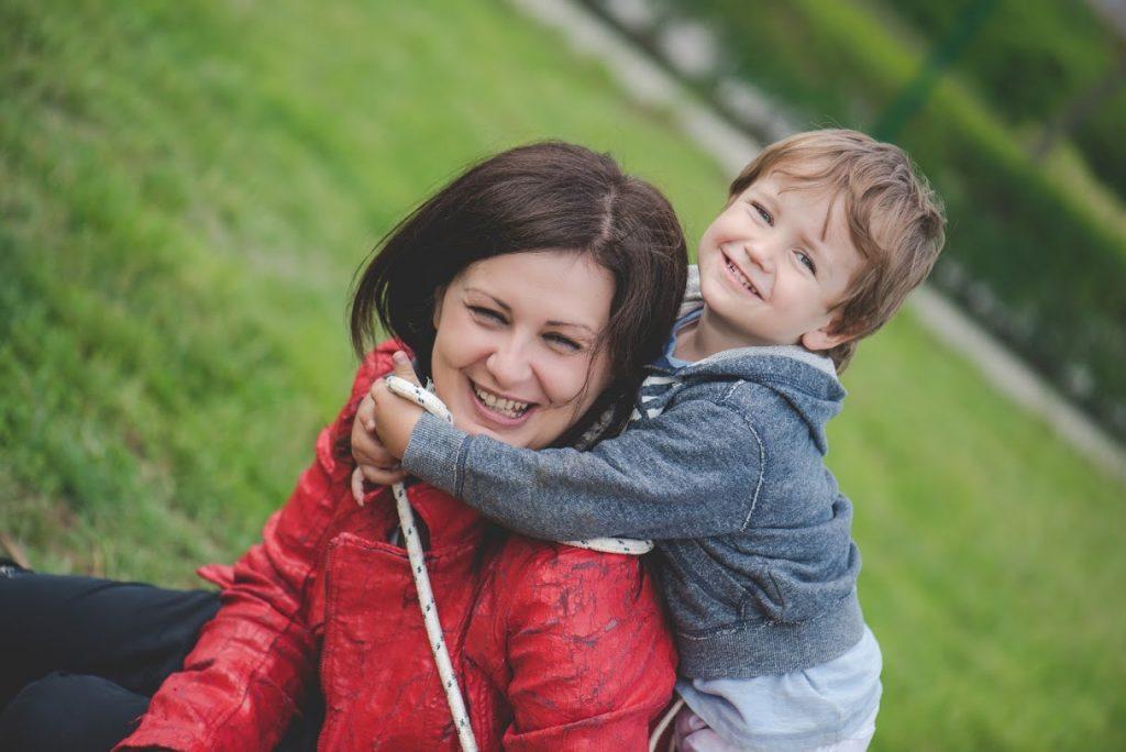 Мария Пеева - фрийланс и родителство