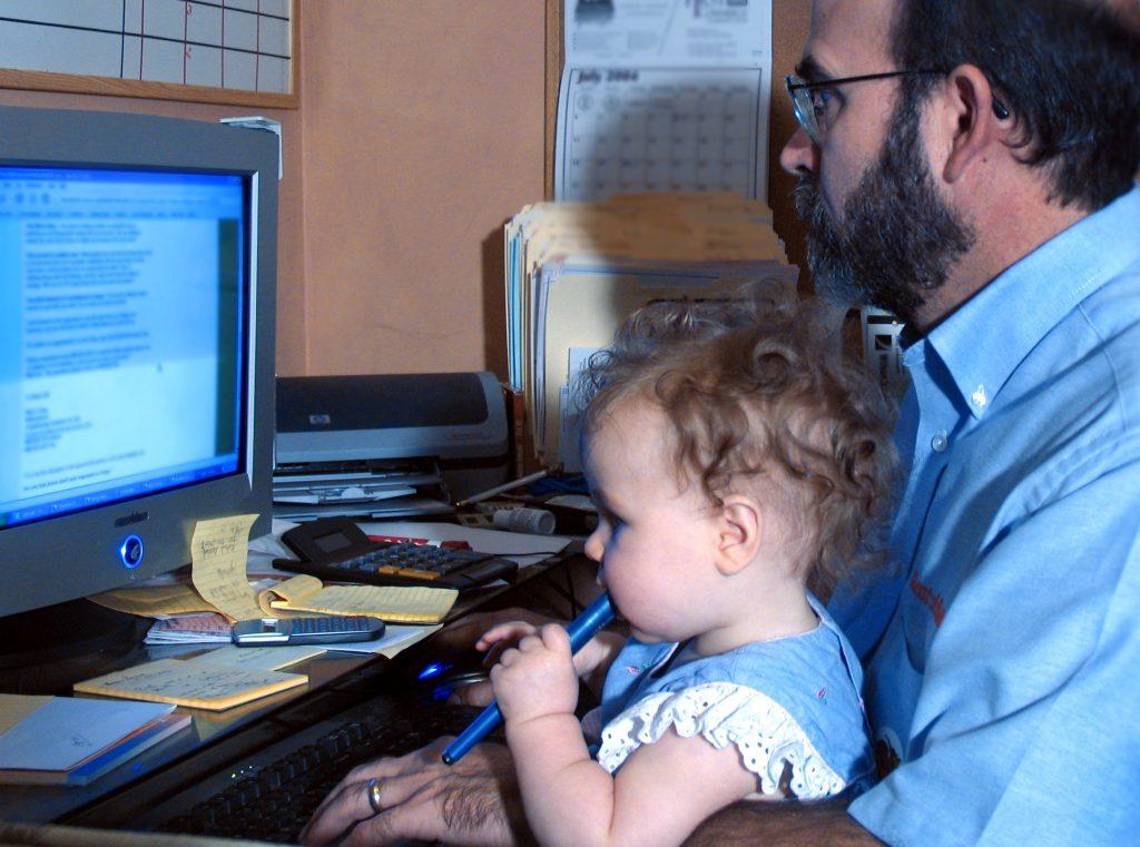 Как родителството те прави по-успешен фрийлансър?