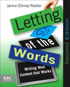 Letting Go of the Words, Ginny Redish