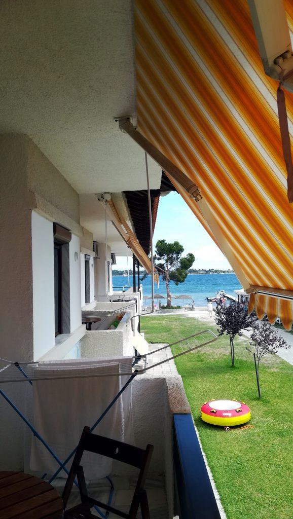 Вурвуру, Гърция, море, фрийланс, фрийлансър, откъде работя днес