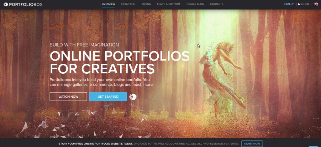 Portfoliobox, портфолио, копирайтър, дизайнер, фотограф, илюстратор, фрийлансър, свободна практика