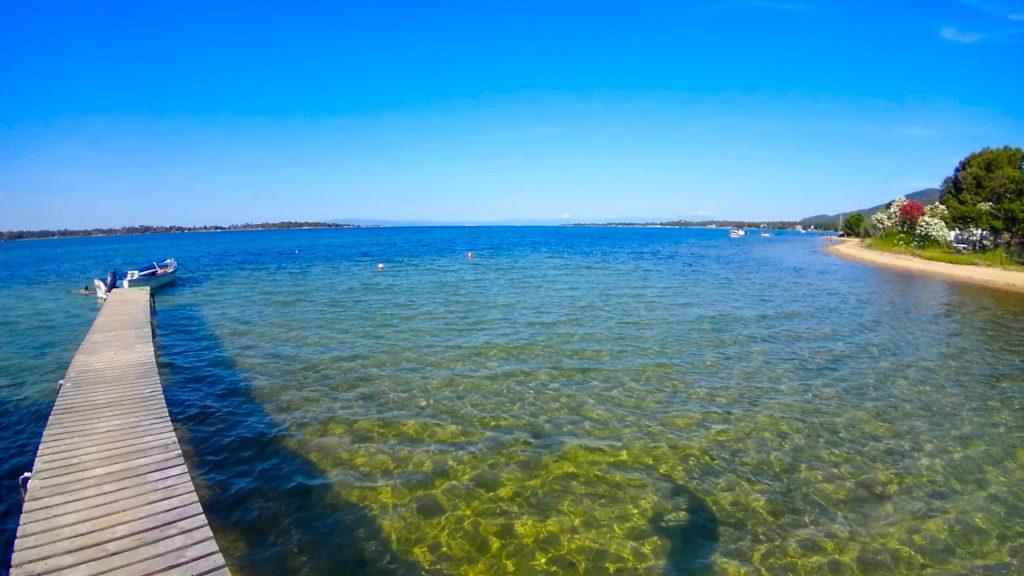 Вурвуру, Гърция, фрийланс, фрийлансър, море, откъде работя днес