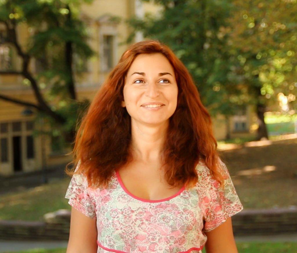Теодора Петрова, видео специалист, фрийлансър