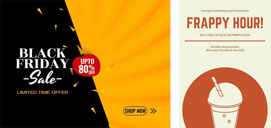 промо-оферта, Covid-19, фрийланс, малък бизнес, свободна практика, дизайн