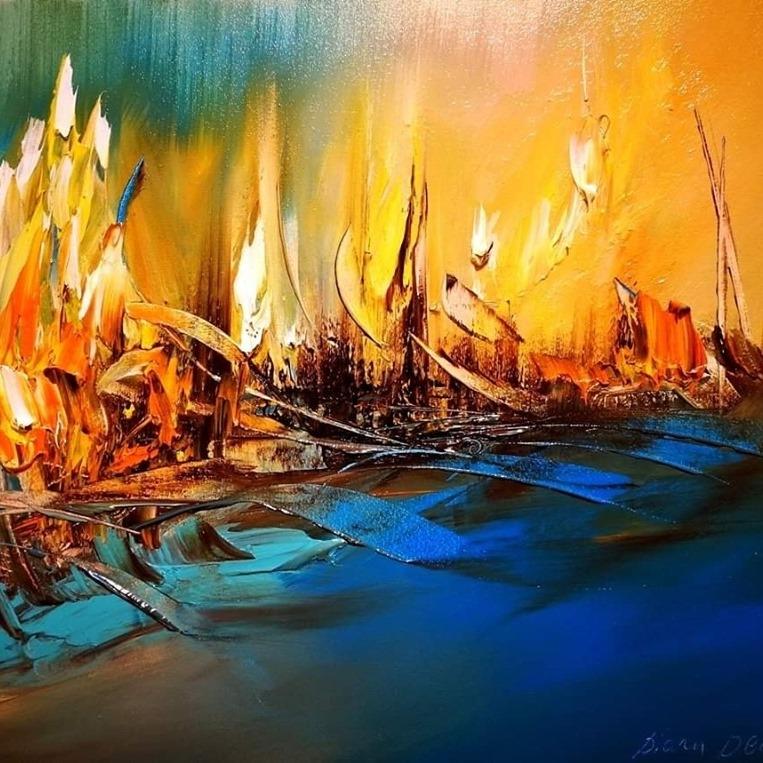 диана дезир, как да продаваш сам изкуството си, картини, свободна практика, илюстрации