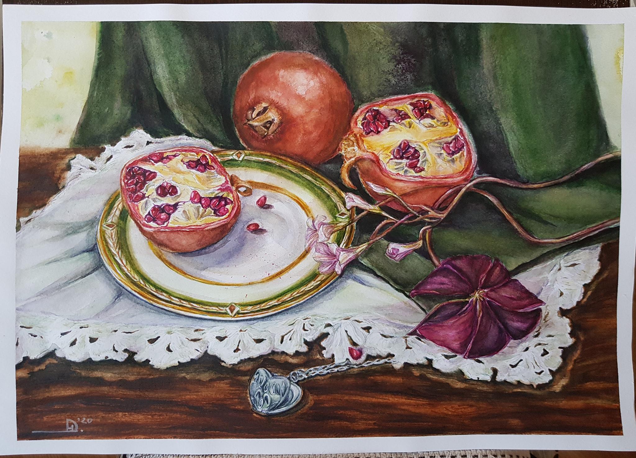 наталия димитрова, как да продаваш сам изкуството си, картини, свободна практика, илюстрации