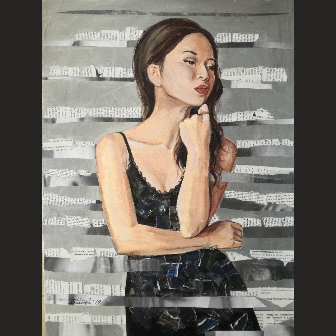 Дарина, Гильова, художник, свободнап практика, разкажи ми как стана фрийлансър, фрийланс, популяризиране на изкуство